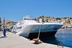 Stella di mare di Tilos, Symi Fotografia Stock