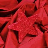 Stella di Natale Fotografie Stock Libere da Diritti