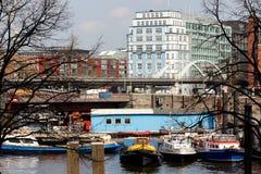 Stella-Haus Hamburg Lizenzfreie Stockfotos