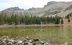 Stella Lake in Great Basin NP Stock Image