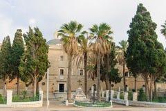 Stella Maris Carmelite Monastery Imagem de Stock