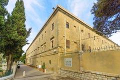 Stella Maris Carmelite Monastery fotografia de stock royalty free