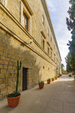 Stella Maris Carmelite Monastery Royalty Free Stock Photos