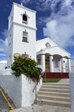 Stella Maris parafia - St George, Bermuda obrazy stock