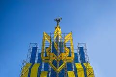 Stella Monument van Onafhankelijkheid van de Oekraïne stock afbeeldingen