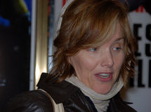 Stella musicale Alice Ripley del Broadway immagini stock
