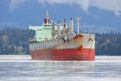 Stella Norita ancorato a Vancouver, Canada Immagine Stock