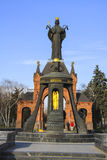 Stella of Saint Ekaterina in Krasnodar Royalty Free Stock Image