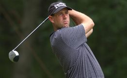 Stella Stuart Cink di PGA immagini stock libere da diritti