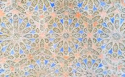 The stellar patterns Stock Image