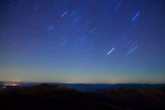 Stellar sky Stock Image
