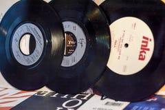 Stelle dai 90: s nell'industria musicale e nei film immagine stock libera da diritti