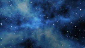 Stelle della galassia della Via Lattea, pianeti Fotografie Stock