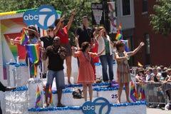 Stelle di ABC Fotografia Stock Libera da Diritti