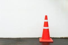 Stellen Sie Farbenkegel für Einschließungsstraße ein Lizenzfreie Stockfotografie