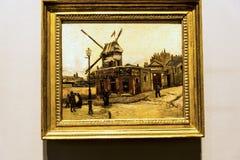 Stellen Sie im Alte das alte National Gallery-Museum auf Museumsinsel in Berlin Germany aus Lizenzfreie Stockbilder