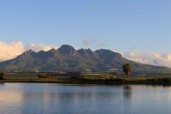 Stellenbosch Stockfotos