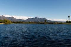 Stellenbosch immagini stock libere da diritti