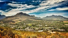 Stellenbosch Photo stock