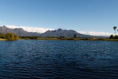 Stellenbosch Royalty Free Stock Images