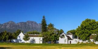 Stellenbosch, Południowa Afryka Zdjęcia Stock
