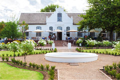 Stellenbosch South Africa Royalty Free Stock Image