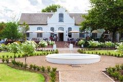 Stellenbosch Sudafrica Immagine Stock Libera da Diritti