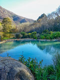 Stellenbosch Sydafrika royaltyfria bilder