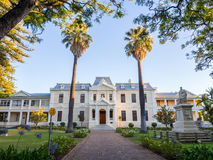 Stellenbosch Royalty Free Stock Photo