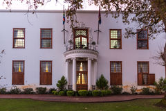Stellenbosch Town Hall Royalty Free Stock Photo