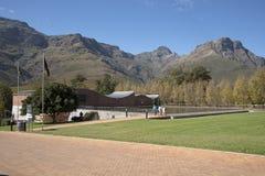 Stellenbosch wytwórnii win przylądka Zachodnia afryka poludniowa Fotografia Royalty Free