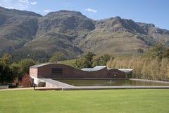 Stellenbosch wytwórnii win przylądka Zachodnia afryka poludniowa Zdjęcie Royalty Free