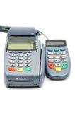 Stellung-Terminal mit PIN-Auflage Lizenzfreies Stockfoto