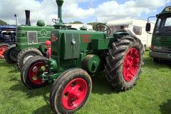 1947 stelt het Gebied Tractor 2 op Stock Foto