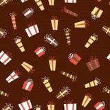 Stelt naadloos patroon voor Royalty-vrije Stock Foto