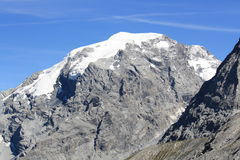 Stelvio National Park Royalty Free Stock Photo