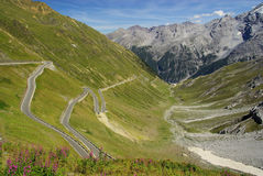 Stelvio Pass Stock Photos