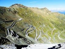 Stelvio Pass, Italy Royalty Free Stock Photo