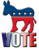 Stem 2008 Stock Illustratie