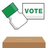 Stem Royalty-vrije Stock Afbeeldingen