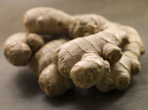 Stem of Ginger Royalty Free Stock Images