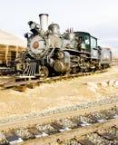 Stem locomotive Royalty Free Stock Photography