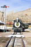 Stem locomotive Stock Photos