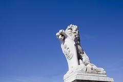 Stemma del leone e Fotografía de archivo