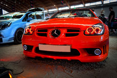 Stemmende Auto Stock Afbeeldingen