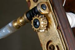 Stemmende mashine van klassieke gitaar Royalty-vrije Stock Afbeelding