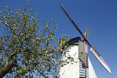 Stemmer Windmill Minden, Germany Royalty Free Stock Photography