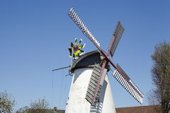 Stemmer Windmill Minden, Germany Stock Image