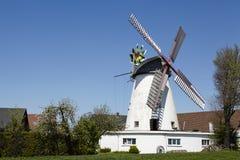 Stemmer Windmill Minden, Germany Royalty Free Stock Photo