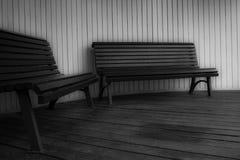 Stemming - 'Melancholie 'of enkel '50 schaduwen van grijs ' stock foto's